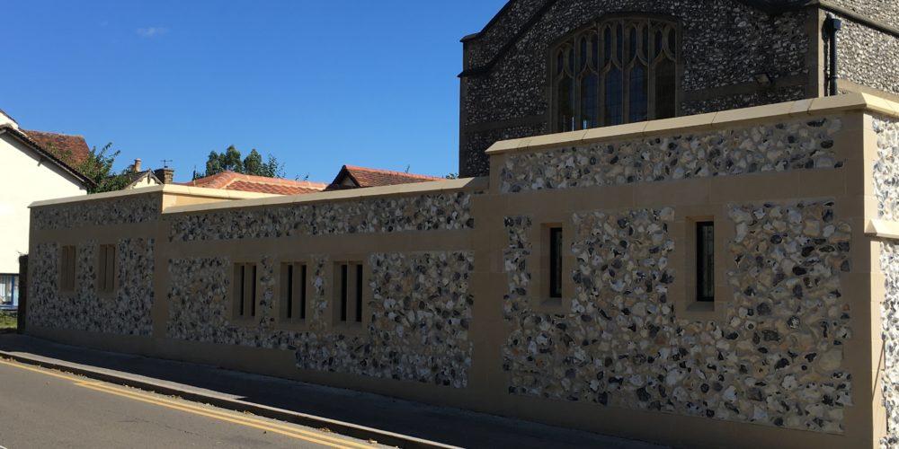 Sacred Heart Church Hall, Ware