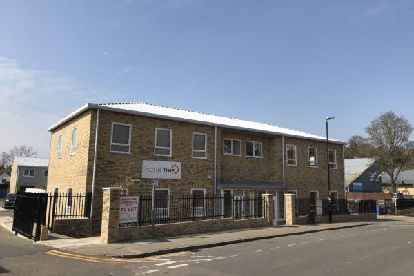Light Industrial Units, Hartham Lane