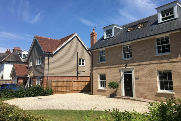 4 New Build Houses, Hertford